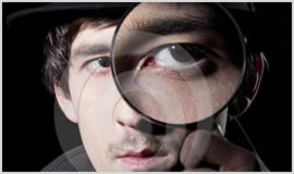 Professional investigator in Newcastle-under-lyme